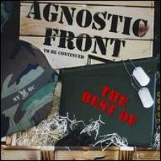 CD / Agnostic Front / To Be Continued / Best Of / Limited