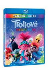 Blu-Ray / Blu-ray film /  Trollové:Světové turné / Blu-Ray