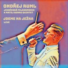 CD / Ruml Ondřej a Jihočeská filharmonie / Ondřej Ruml A Ježek, V+W