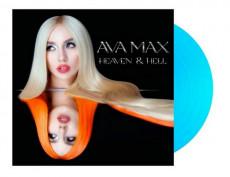 LP / Ava Max / Heaven & Hell / Vinyl / Coloured / Blue