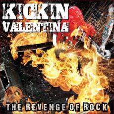 LP / Kickin Valentina / Revenge Of Rock / Vinyl / Red