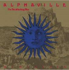 LP/DVD / Alphaville / Breathtaking Blue / Reedice 2021 / Vinyl / LP+DVD