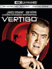 UHD4kBD / Blu-ray film /  Vertigo / UHD+Blu-Ray