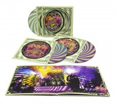 2CD/DVD / Nick Mason's Saucerful Of Secrets / Live At Roundhouse