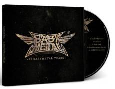 CD / Babymetal / 10 Babymetal Years / Digipack