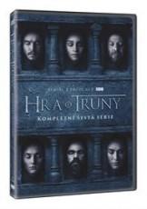 5DVD / FILM / Hra o trůny 6.série / Game Of Thrones / Multipack / 5DVD