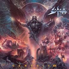 CD / Sodom / Genesis XIX / Digipack + poster