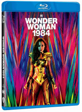 Blu-Ray / Blu-ray film /  Wonder Woman / 1984 / Blu-Ray