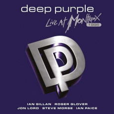 CD/DVD / Deep Purple / Live At Montreux 1996 / 2000 / CD+DVD / Digipack
