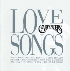 CD / Carpenters / Love Songs