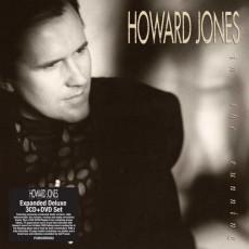 3CD/DVD / Jones Howard / In the Running / Expanded / 3CD+DVD (Ntsc)