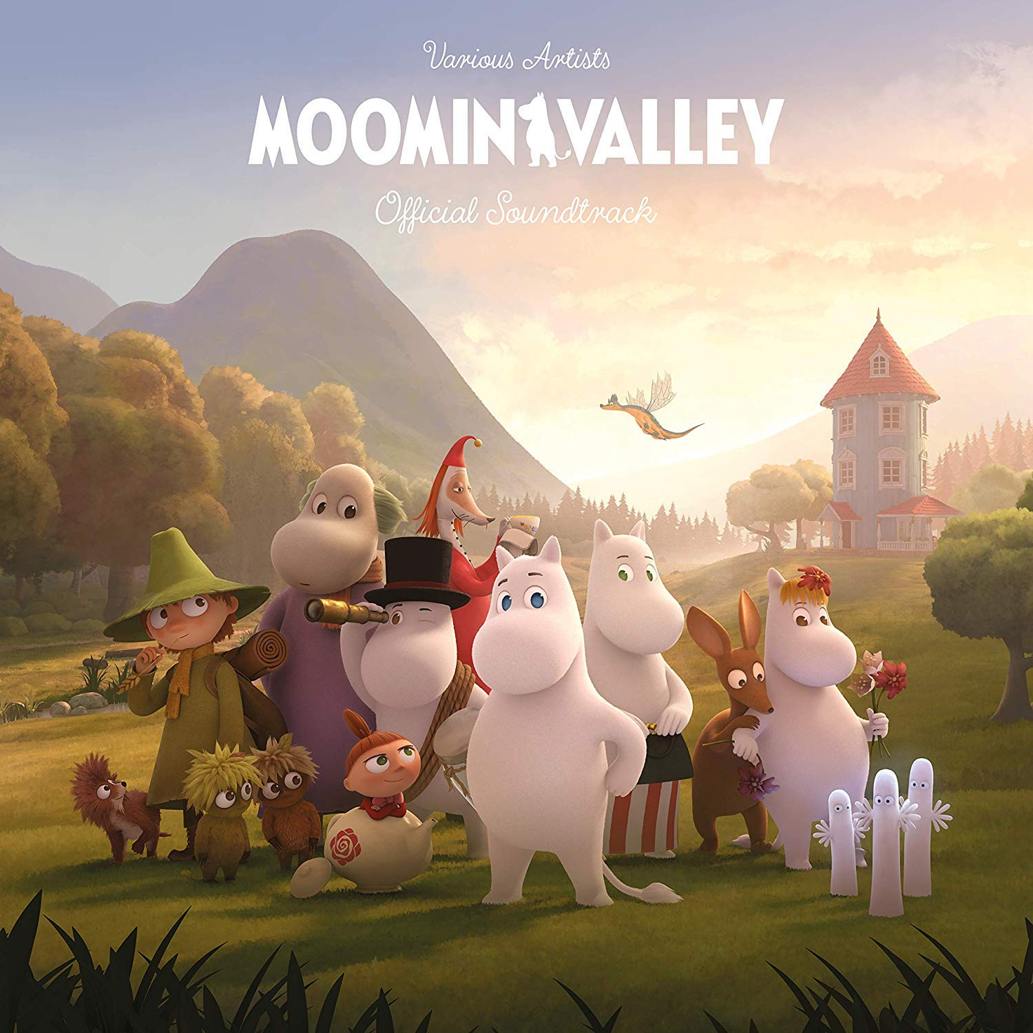 OST | CD Moominvalley | Musicrecords