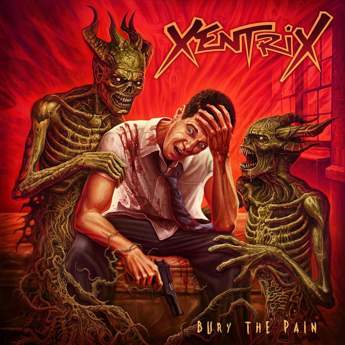 Výsledek obrázku pro xentrix bury the pain
