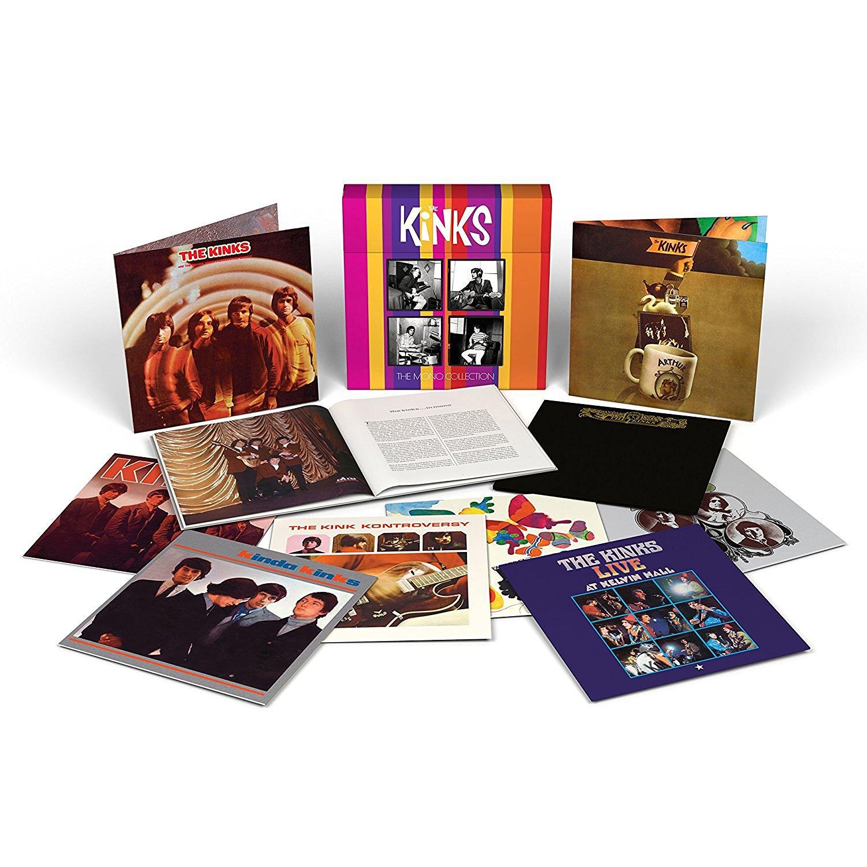 Kinks Lp Mono Collection Vinyl 10lp Box Musicrecords