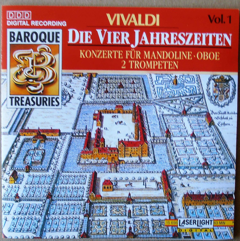 vivaldi  cd vier jahreszeiten  musicrecords