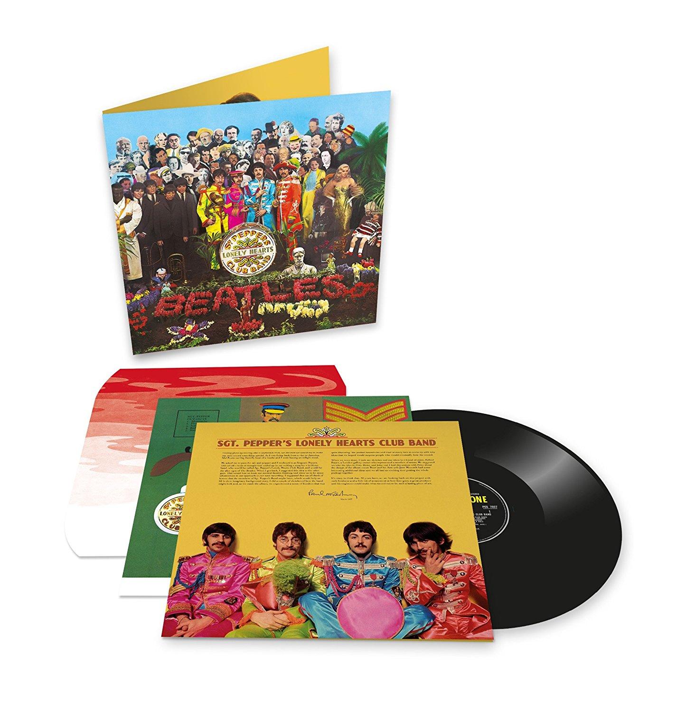 Beatles Lp Sgt Peppers 50th Anniversary Vinyl 2017