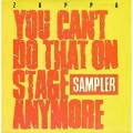 LPZappa Frank / You Can't Do That On Stage Anymore / Vinyl / RSD