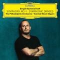 CD / Nézet-Séguin/Philadelphia Orchestra / Symfonie 1 / Symf.Tance