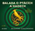 CD / Collinsová Suzanne / Balada o ptácích a hadech / MP3