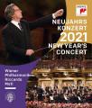 Blu-RayWiener Philharmoniker / New Years Concert 2021 / Blu-ray