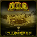 3LP / U.D.O. / Live In Bulgaria 2020 / Vinyl / 3LP / Coloured / Yellow