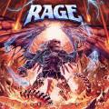 2LP / Rage / Resurrection Day / Orange / Vinyl / 2LP