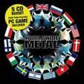 5CDVarious / Worldwide Metal / 5CD Box + PC Game