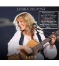DVD/CDFilipová Lenka / Live / DVD+CD