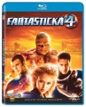 Blu-RayBlu-ray film /  Fantastická čtyřka / Fantastic Four / Blu-Ray Disc