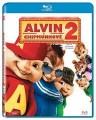 Blu-RayBlu-ray film /  Alvin a Chipmunkové 2 / Blu-Ray Disc