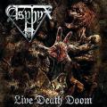 2CDAsphyx / Live Death Doom / 2CD