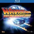 4Blu-Ray / Blu-ray film /  Návrat do budoucnosti / Trilogie / Kolekce / 4Blu-Ray