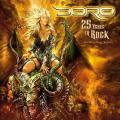 2DVD/CDDoro / 25 Years In Rock / 2DVD+CD