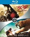 2Blu-RayBlu-ray film /  300:Bitva u Thermopyl / 10 000 př.n.l. / 2Blu-Ray Disc
