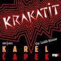 CDČapek Karel / Krakatit / MP3