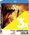 3Blu-RayBlu-ray film /  3x Angelina Jolie / Kolekce / 3Blu-Ray