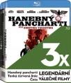 3Blu-RayBlu-ray film /  3x Legendární válečné filmy / Kolekce / 3Blu-Ray
