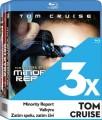 3Blu-RayBlu-ray film /  3x Tom Cruise / Kolekce / 3Blu-Ray