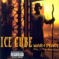CDIce Cube / War & Peace Vol.1