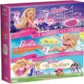 3DVDFILM / Barbie:3 kouzelné filmy / Kolekce / 3DVD