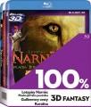 3D Blu-RayBlu-ray film /  100% 3D Fantasy / Kolekce 3D filmů / 3Blu-Ray