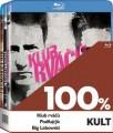 3Blu-RayBlu-ray film /  100% Kult / Kolekce / 3Blu-Ray