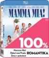3Blu-RayBlu-ray film /  100% Romantika / Kolekce / 3Blu-Ray