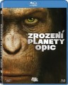 Blu-RayBlu-ray film /  Zrození planety opic / Rise Of The Planet Of The Apes