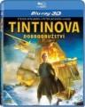 3D Blu-RayBlu-ray film /  Tintinova dobrodružství / 3D+2D 2Blu-Ray