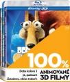 3D Blu-RayBlu-ray film /  100% 3D Animované filmy / Kolekce 3D filmů / 3Blu-Ray
