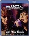 Blu-RayHeart / Night At Sky Church / Blu-Ray Disc
