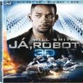 3D Blu-RayBlu-ray film /  Já,robot / I,Robot / 3D+2D Blu-Ray Disc