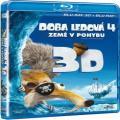 3D Blu-RayBlu-ray film /  Doba ledová 4:Země v pohybu / 3D+2D Blu-Ray Disc