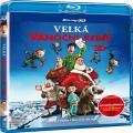 Blu-RayBlu-ray film /  Velká vánoční jízda / 3D+2D Blu-Ray
